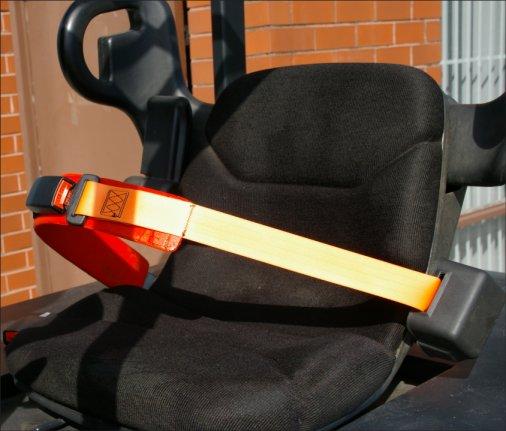 Tractor Seat Belt : Springbelt seatbelts seat belts industrial sertbelts