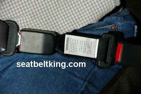 Subaru Forester Seat Belt Extenders Subaru Forester